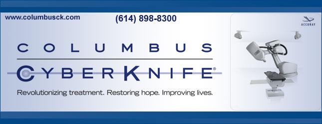 Columbus CyberKnife – Banner 645
