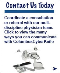 Columbus CyberKnife – contact us