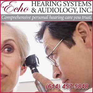 Echo Hearing Systems & Audiology - Sponsorship Header